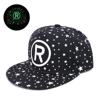 Fluorescent Light Series Hip Hop Cap | Green R-Caps-SHED71-SHED71