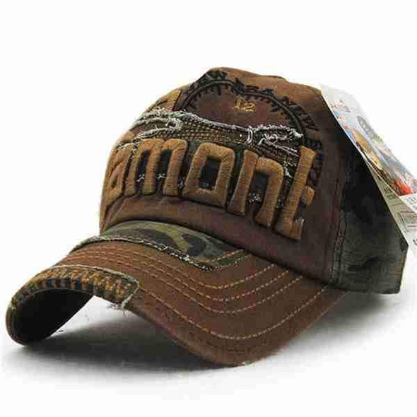 """Jamont New Era"" Camo Cap 