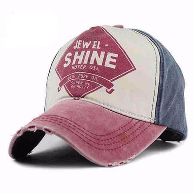 """Jewel Shine"" Baseball Cap 