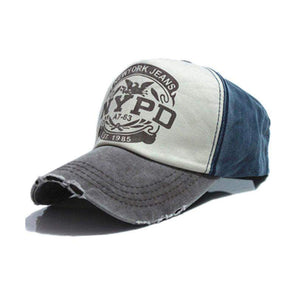 """NYPD"" Baseball Cap 