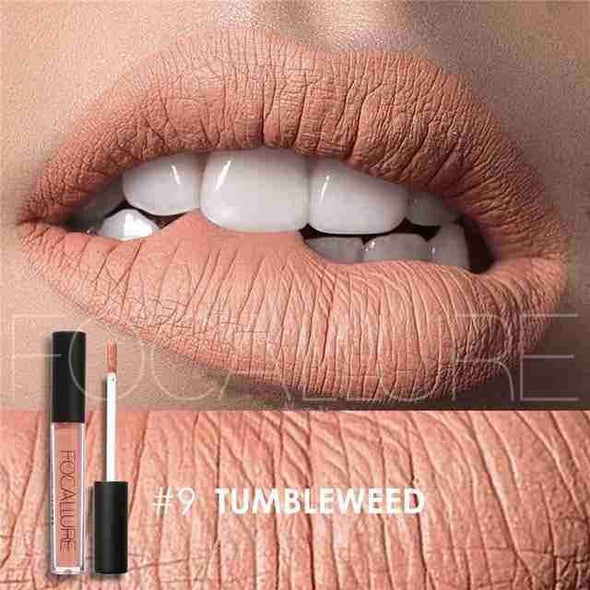 Waterproof Long-Lasting Liquid Lipstick | Tumbleweed Matte-Beauty-SHED71-SHED71