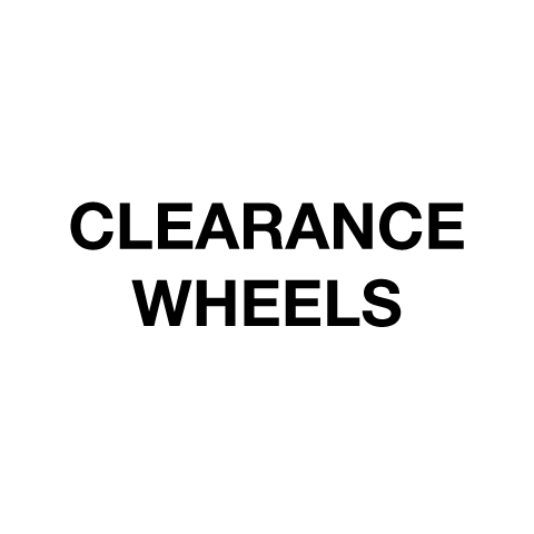 CLEARANCE WHEELS