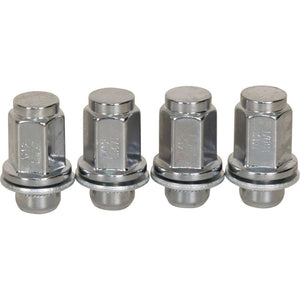 12X1.5mm TOYOTA SHANK NUT/WASH