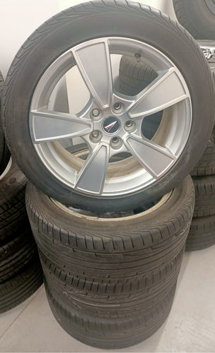 (SECOND HAND) ENKEI 18inch WHEELS & TYRES 245/45R18
