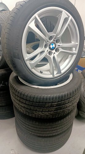 (SECOND HAND) BMW 19inch WHEELS & TYRES 275/40R19