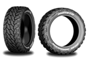 285/60R18 MONSTA MUD WARRIOR M/T 122/119Q