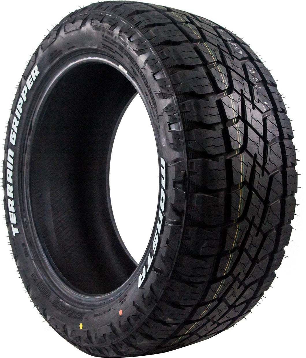 285/50R20 MONSTA TERRAIN GRIPPER A/T 116H XL