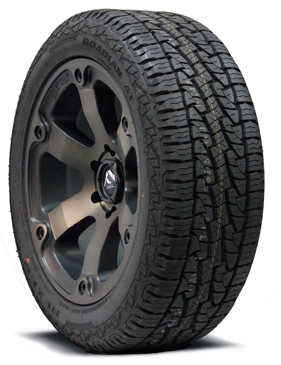 265/60R18 NEXEN ROADIAN AT PRO RA8 | BLACK LTR 110T