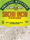 Organic Sacha Inchi Protein Powder 8.8oz - RAW VEGAN SUPERFOOD