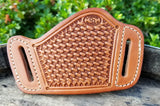Hand Tooled Holster