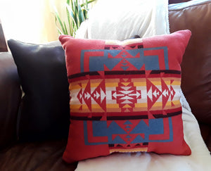 Pendleton Wool Pillow Small