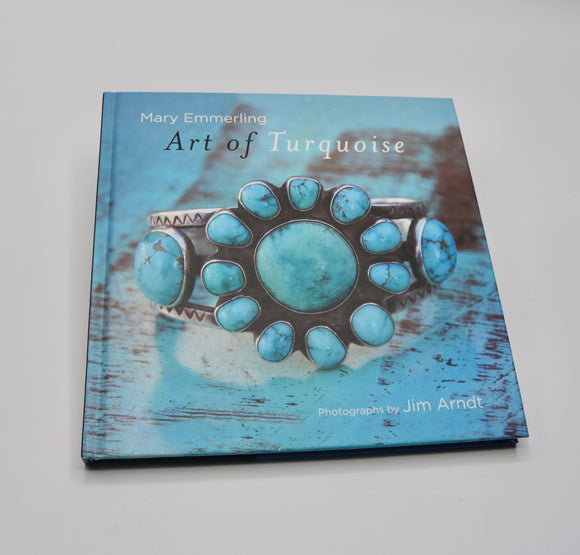 The Art of Turquoise by Mary Emmerling