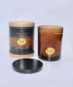 Sauvignon Blanc Candle -By Napa Valley Soap Co.