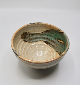 Shino Green Bowl