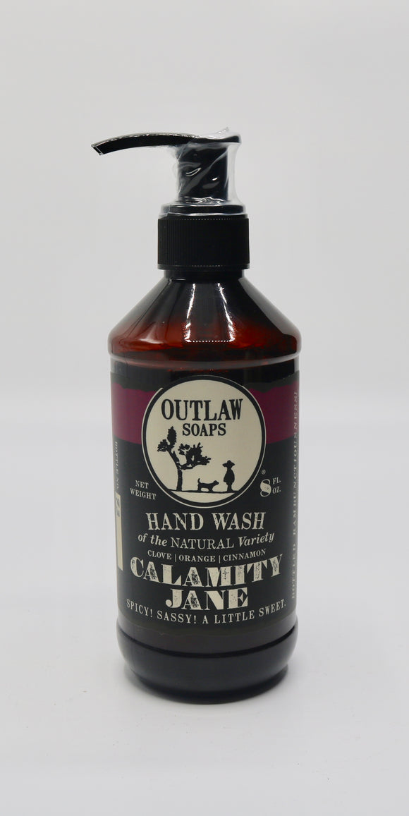 Outlaw Soaps Calamity Janes Hand Wash