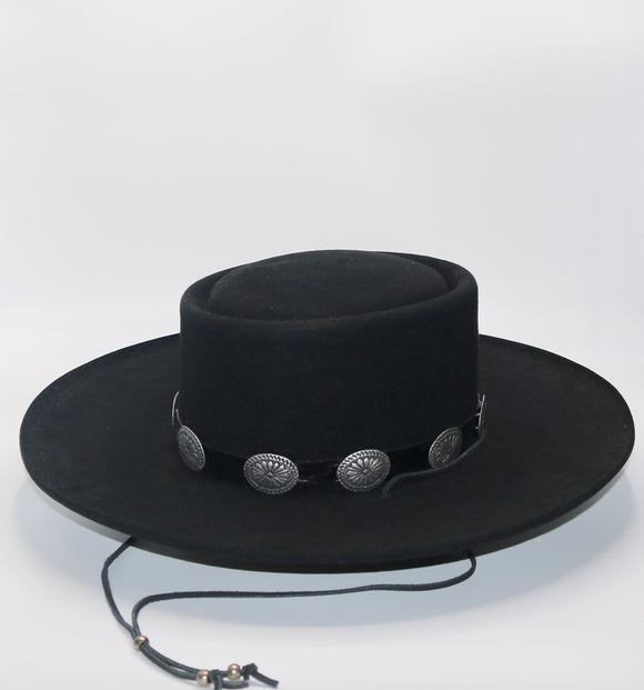 Les Gauchos Hat by Double D Ranch