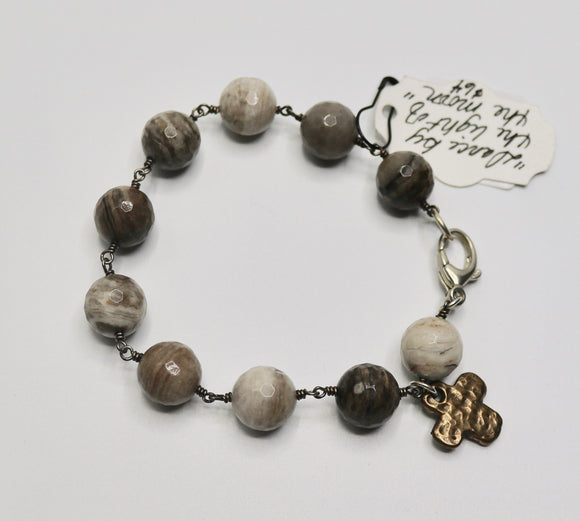 Dance by the Light of the Moon Bracelet