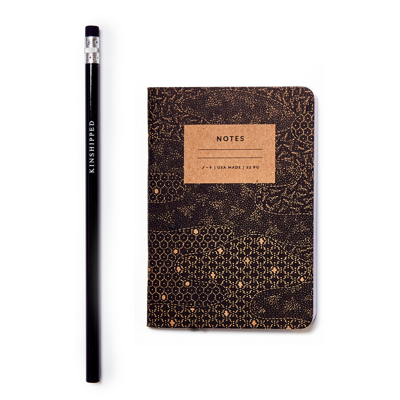 Small Notebook - Black
