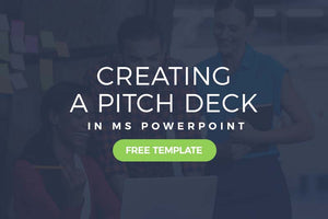 How to Create a Pitch Deck in PowerPoint