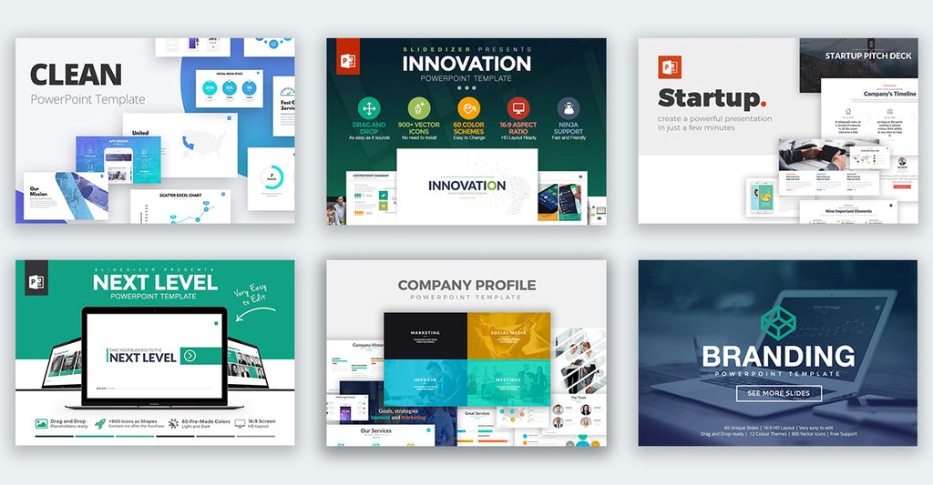 15 Professional Powerpoint Templates Free Ppt Templates