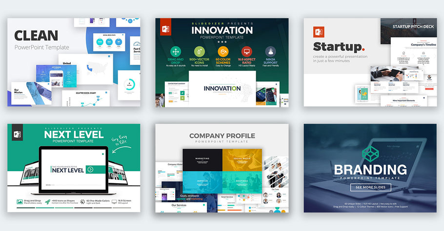 15 Professional Powerpoint Templates for Business Presentations