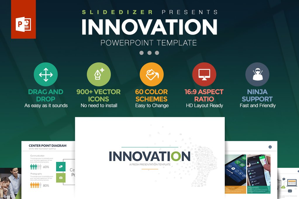 15 professional powerpoint templates free ppt templates designs innovation professional powerpoint presentation template wajeb Images