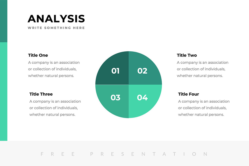 Skylight Free Presentation Template