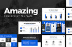 Amazing Keynote Template - Presentation Templates on Slideforest