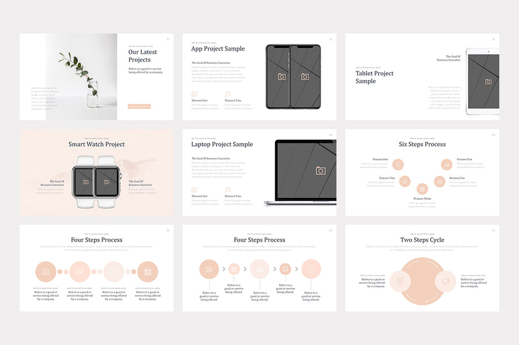 Brooklyn PowerPoint Template - Presentation Templates on Slideforest