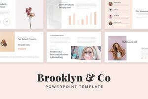 Brooklyn PowerPoint Template