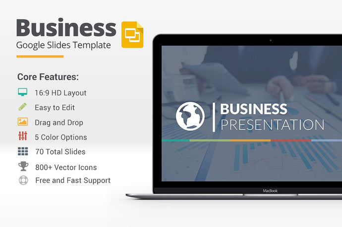 Business Google Slides Template - Presentation Templates on Slideforest
