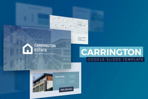 Carrington Google Slides Template