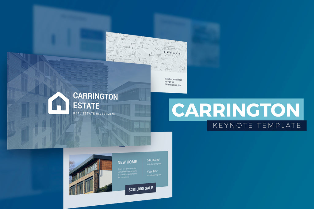 Carrington Keynote Template