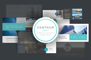 Centaur Google Slides Template