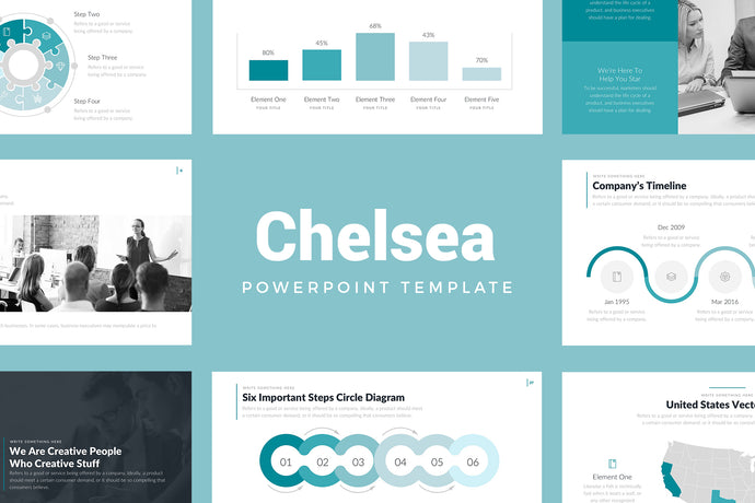 Chelsea PowerPoint Template