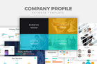 Company Profile Keynote Template - Presentation Templates on Slideforest