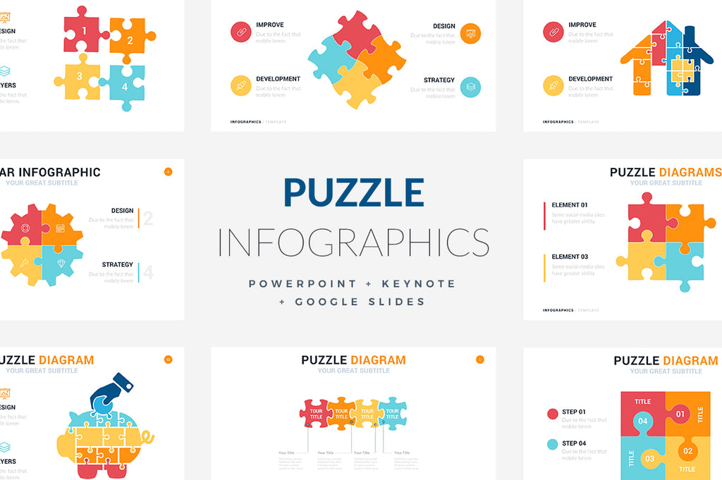 infographic powerpoint selo l ink co
