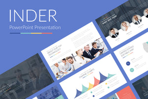 Inder PowerPoint Template