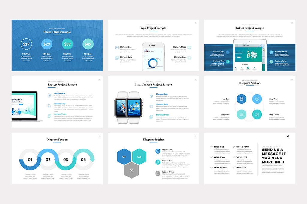 Effective Keynote Template - Presentation Templates on Slideforest