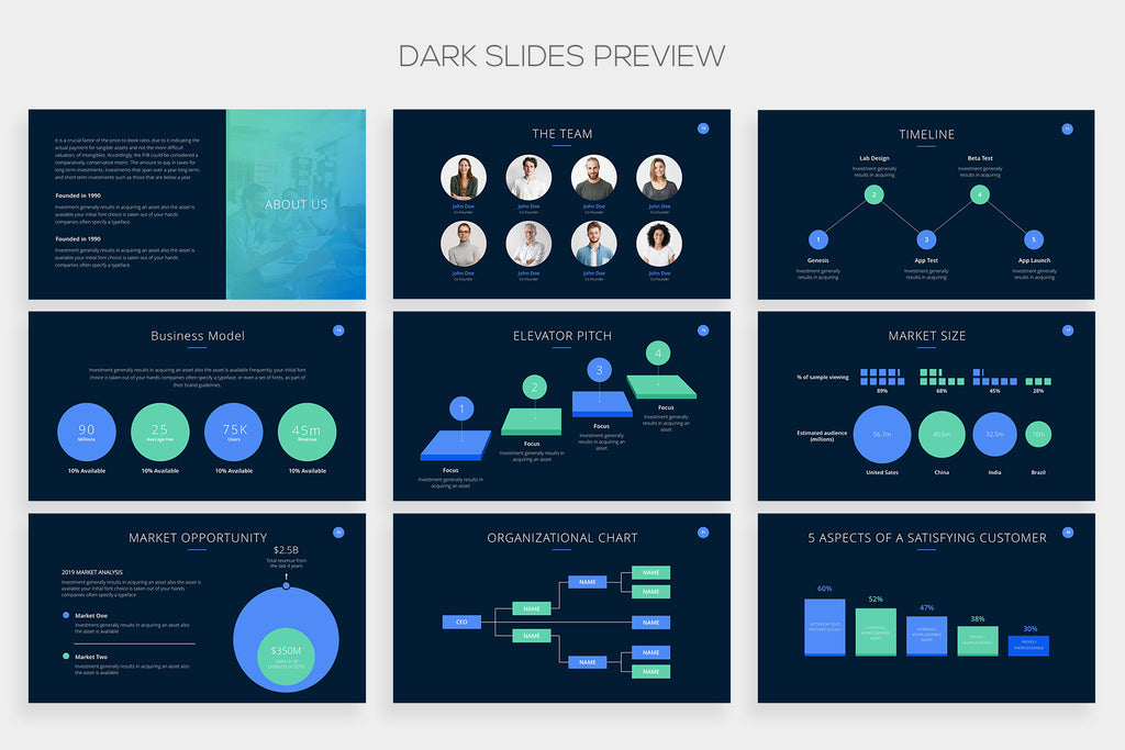 Elevator PowerPoint Template