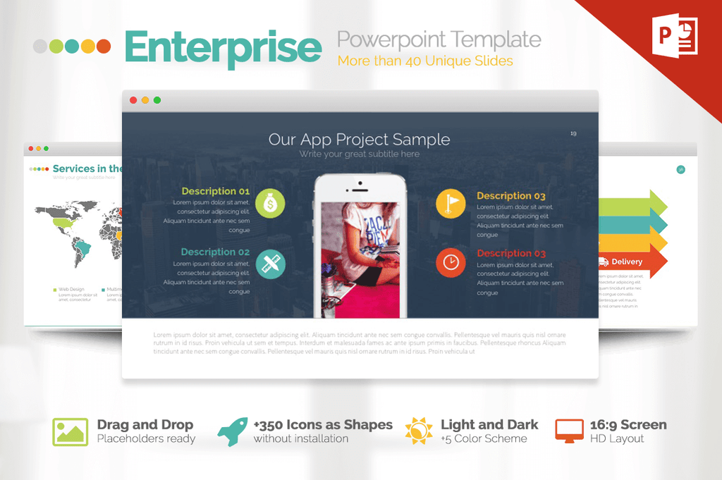 Imperio powerpoint keynote google slides templates for Powerpoint templates torrents