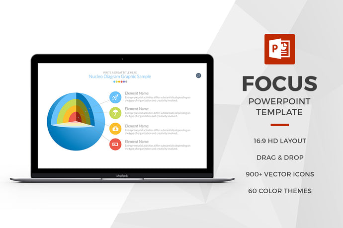 Focus Powerpoint Template - Presentation Templates on Slideforest