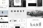 Ghost Minimal Keynote Template - Presentation Templates on Slideforest