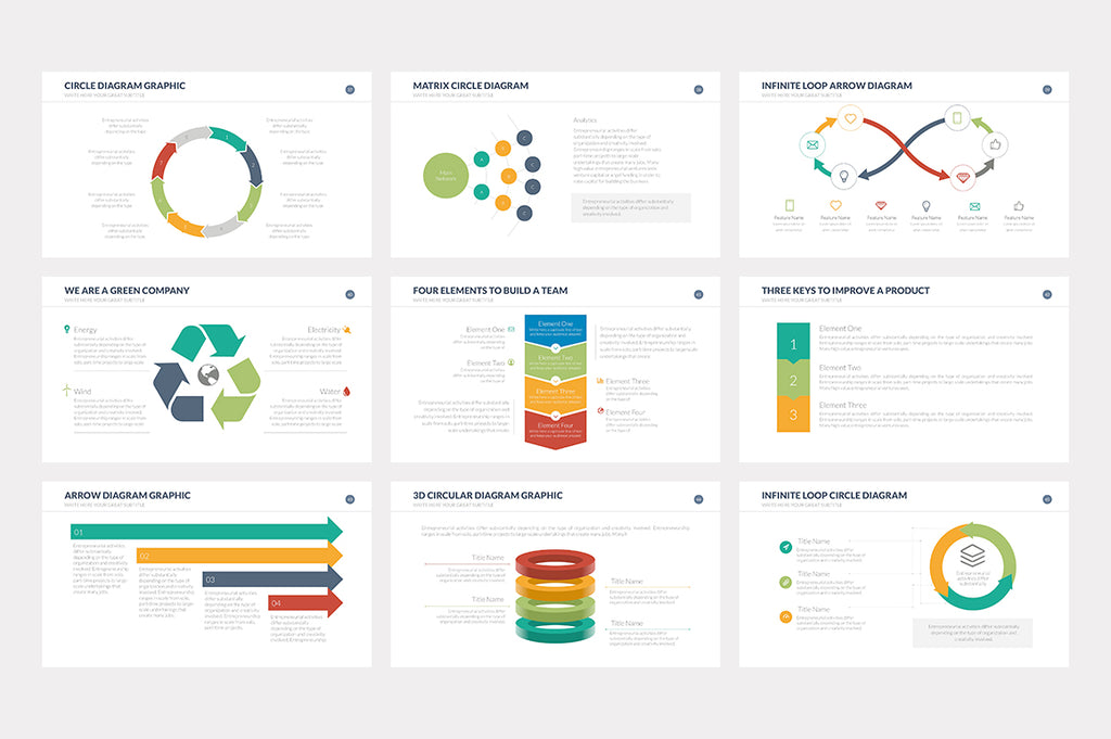 innovation powerpoint template slideforest