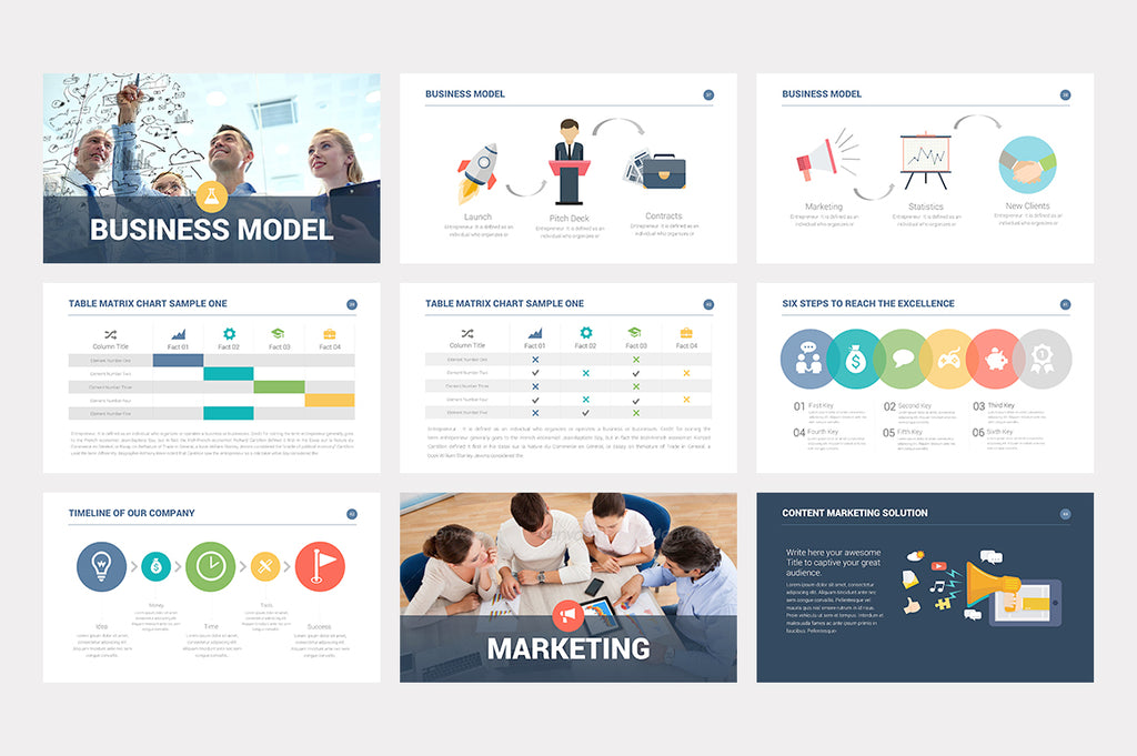 Investor Pitch Deck Powerpoint Template Presentations On Slideforest - Investor pitch deck template ppt