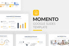 Momento Google Slides Template - Presentation Templates on Slideforest