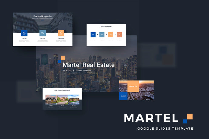 Martel Google Slides Template