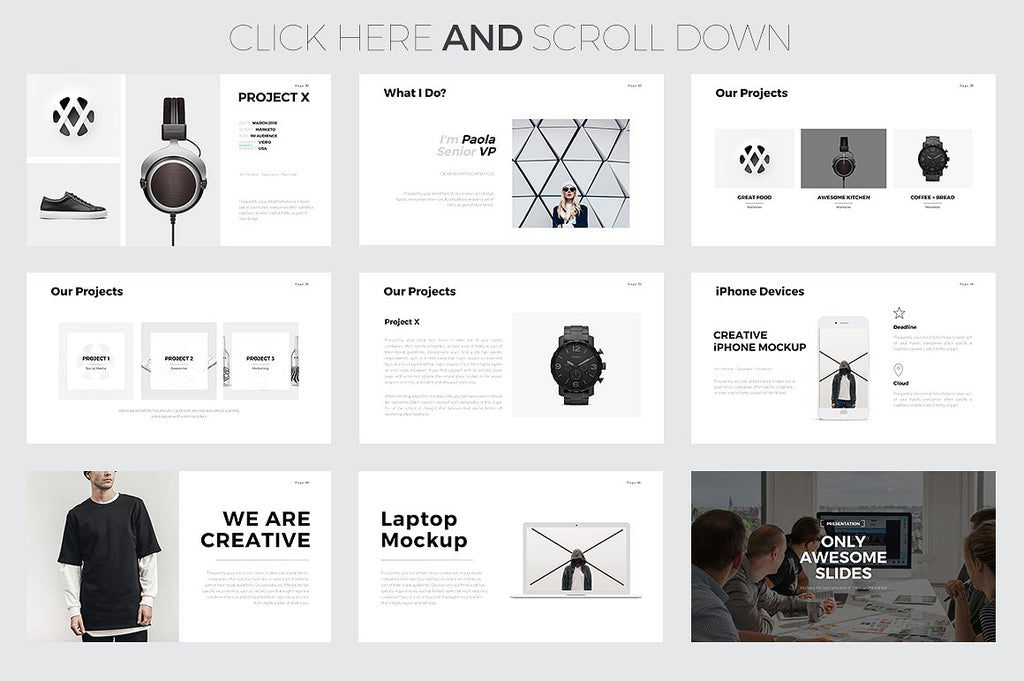 Martik PowerPoint Template