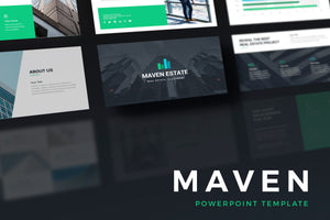 Maven PowerPoint Template