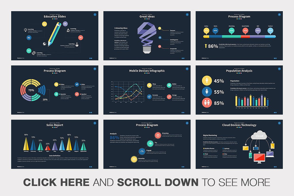 Moderna Powerpoint Template